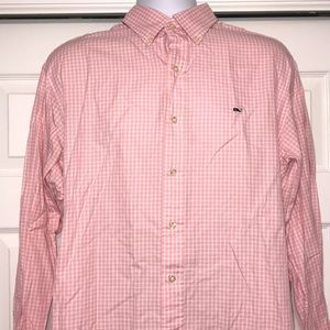 Vineyard Vines Shirts - Vineyard Vines Men's Button Down Whale Shirt (L)